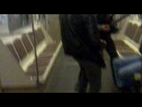 WRNS едут в метро) жаль,что не всем составом)